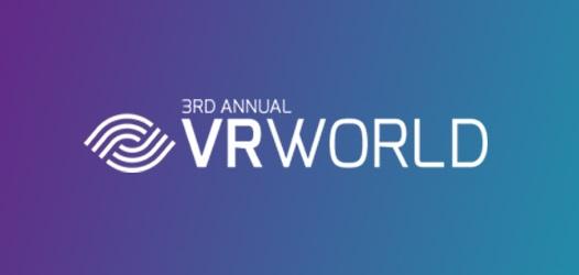 VR World 2018