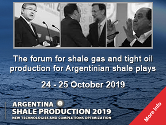 Argentina Shale Production 2019