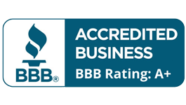 BBB Rating - Click to Verify