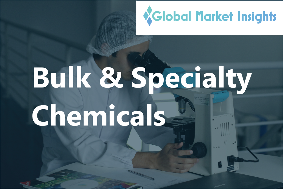 Bulk and Specialty Chemicals Image