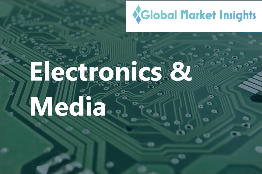 Electronics and Media Image