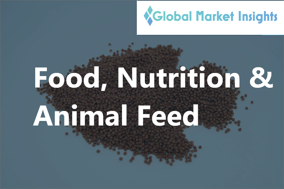 Food, Nutrition and Animal Feed Image