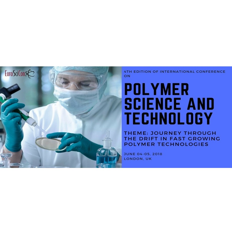 International conference on Polymer Science and Technology 2018