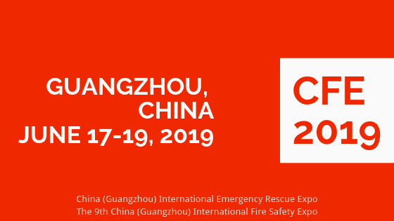 The 9th China (Guangzhou) International Fire Safety Expo (CFE 2019)