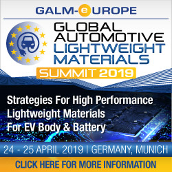 8th Annual Global Automotive Lightweight Materials Summit Europe