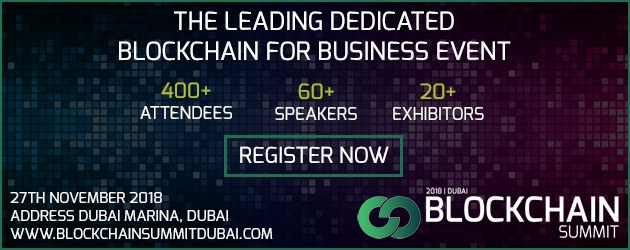 Blockchain Summit Dubai