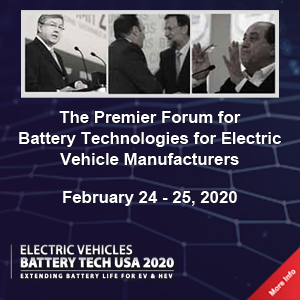 Battery Tech USA 2020