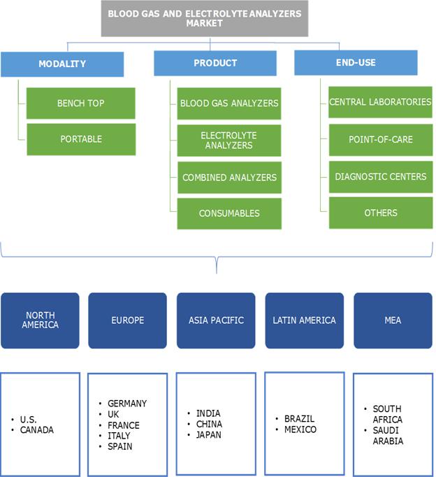 Blood Gas and Electrolyte Analyzers Market Segmentation