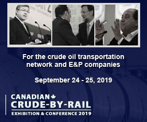 Canadian Crude-by-Rail 2019 Exhibition and Conference 2019