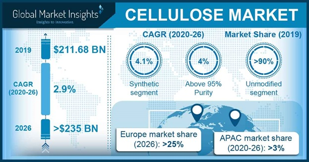 Cellulose Market Outlook