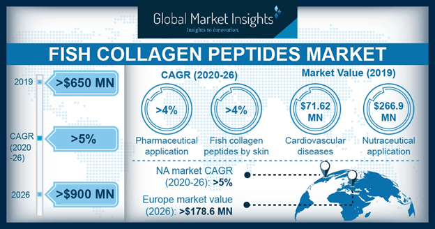 Fish Collagen Peptides Market Outlook