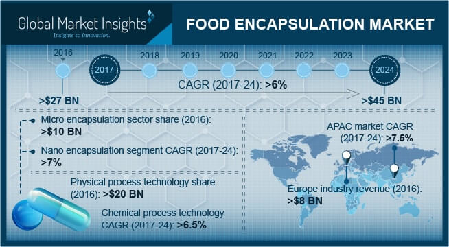 Global Food Encapsulation Market