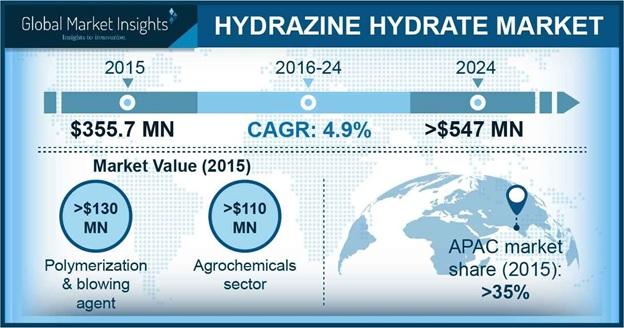 Hydrazine Hydrate Market Outlook