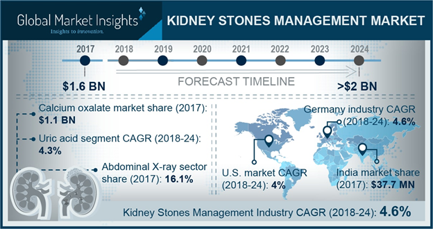 Kidney Stones Management Market