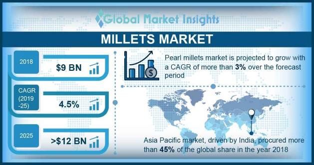 U.S. millets market size, by application, 2014 - 2025 (USD Million)