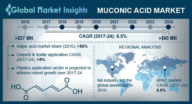 Muconic Acid Market