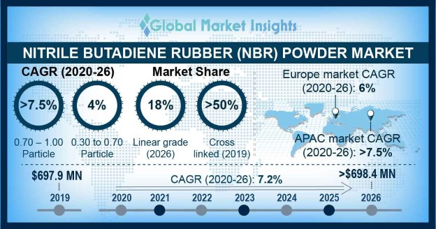 Nitrile Butadiene Rubber Powder Market Outlook