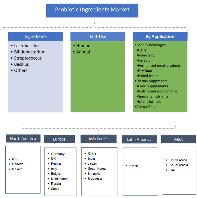 Probiotic Ingredients Market
