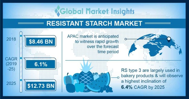 Global Resistant Starch market