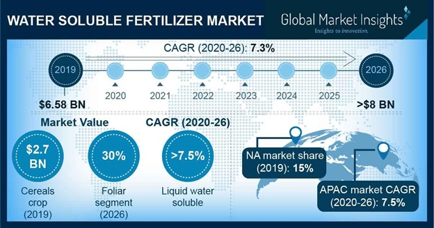 Water Soluble Fertilizers Market Outlook
