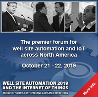 Well Site Automation 2019