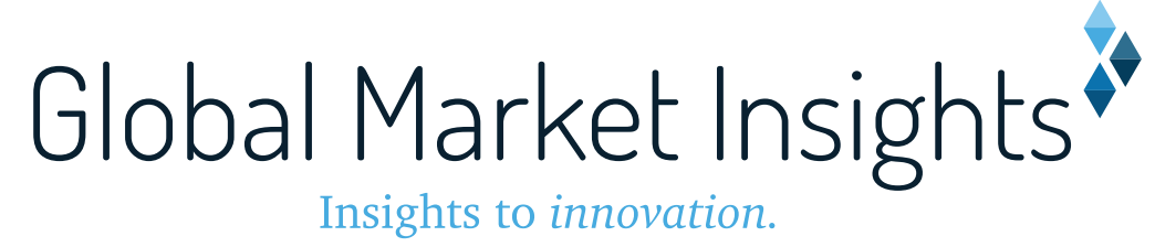 Global Market Insights Inc. logo- white