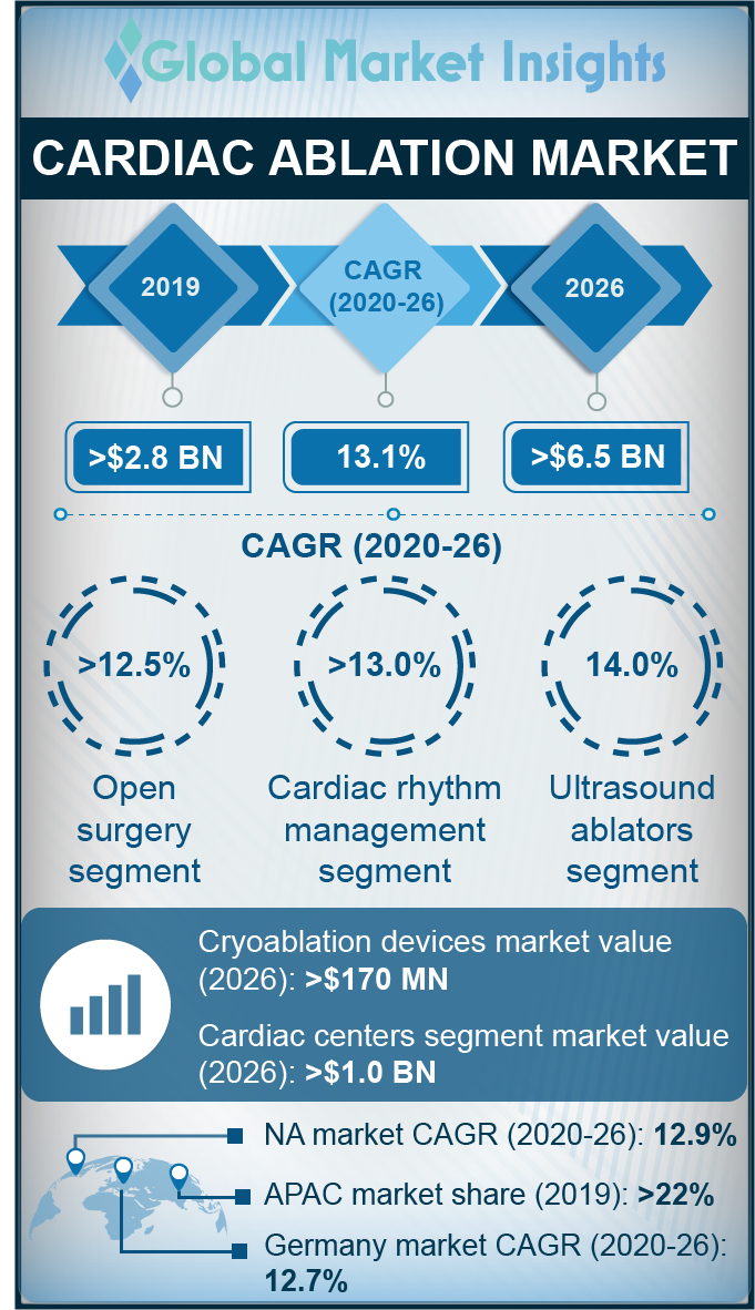 cardiac ablation market