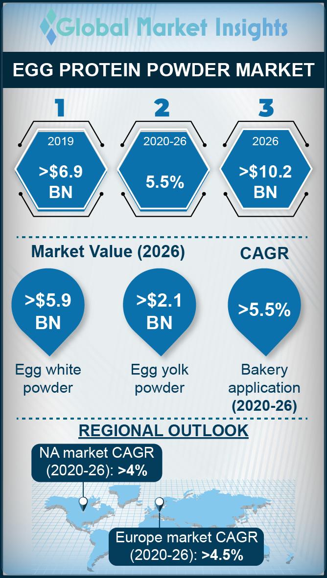 egg protein powder market
